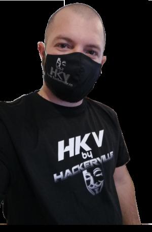 tricou Hackerville